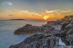 Sunset in Premantura - Croazia by Leone Christian on 500px