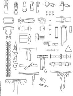 accessories & trim library