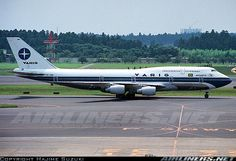 Boeing 747-341M aircraft picture