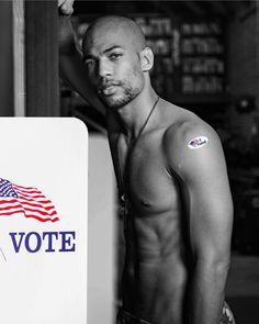 #ThirstTrap the VOTE!- #Insecure's #KendrickSampson reminds fans to #VOTE! [PIC] Your Mcm, I Voted, Celebs, Celebrities, Hot Boys, Celebrity Gossip, Challenges, Entertaining, Fictional Characters