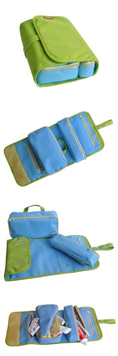 Бесплатная доставка четыре листа трава путешествия косметичка сумка футляр для туалетных принадлежностей высокое качество, В розницу, Cy cc16, принадлежащий категории Косметички и относящийся к Багаж и сумки на сайте AliExpress.com | Alibaba Group