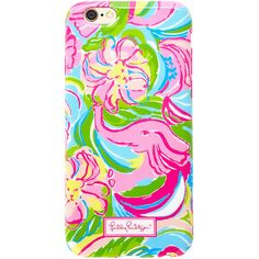Lilly Pulitzer iPhone 6/6S Cover - So A Peeling ($34) ❤ liked on Polyvore featuring accessories, tech accessories, multi so a peeling tech, iphone case, iphone cover case, apple iphone cases, lilly pulitzer and lilly pulitzer iphone case