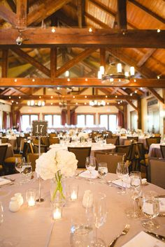 A Romantic March Wedding In The Rockies