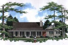 House Plan 41-116 - 1550 sq ft