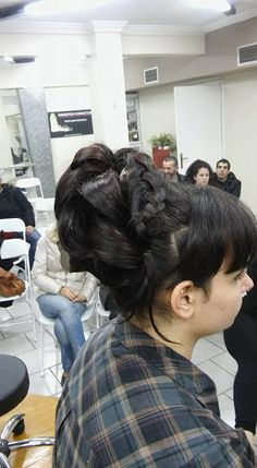 Top Greek hairstyles of the month - February 2016!