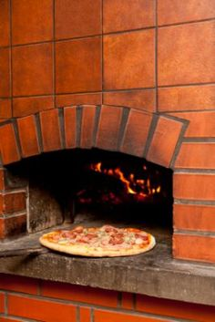 Home Oven Pizzas.