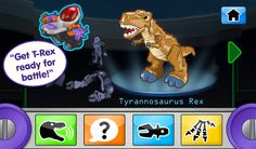 Fisher-Price Imaginext Dinosaurs - play and learn about dinosaurs (Best FREE Android apps for kids)