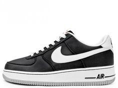 save off edac4 00177 Nike Air Force 1 Low - Black Nylon - SneakerNews.com
