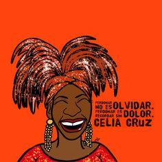 La Reina Celia Cruz Art Print by lilada Famous Hispanics, Musica Salsa, Aluminium Sheet, Funny Short Videos, Canvas Prints, Art Prints, Metal Wall Art, Vibrant Colors, Salsa Music