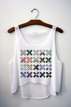 X's Crop top – Hipster Tops