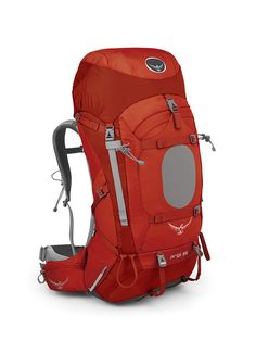 All the bells and whistle of Osprey ariel 65 women's backpack. One of the best camping backpack specially made keeping in mind the specific needs of women.
