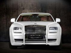 2011 Mansory Rolls Royce White Ghost Limited