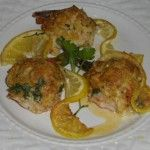 Sugar's Amazing Stuffed Shrimp Recipe