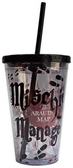 Travel Cup Harry Potter