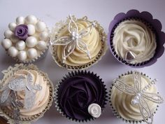Wedding Cupcakes Decorations