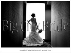 Black and white photos are a must on #weddingday ! The #dramatic color brings out the beautiful wedding dress! #bigcitybride #chicagowedding  #chicagoweddings #chicago #wedding #weddings #weddingplanner #weddingplanners