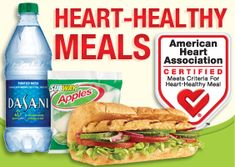 """Eat fresh? Subway sandwiches filled with toxic ingredients are certified """"healthy"""" according to the American Heart Association (since Subway can pay them $700,000 a year for the label!)"""
