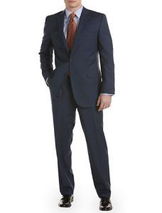 Big & Tall Jack Victor® Reflex Textured Nested Suit. Tall Clothing at PrettyLong.com Big And Tall Suits, Big & Tall, Tall Men Fashion, Mens Fashion, Classic Suit, Tall Clothing, Pleated Pants, Tall Guys, Jacket Buttons