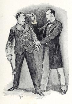 Pistol from The Adventures of Sherlock Holmes by Arthur Conan Doyle