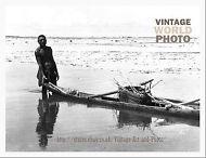 Samoa Vintage Photo Art A4 Size 210x297mm 016