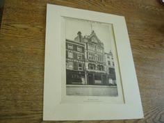 Store fronts at 147 Oxford Street, England, UK, 1898, Messrs. Gordon, Lowther & Gunton