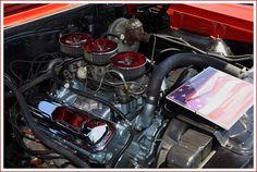'66 Pontiac GTO Tri-Power