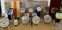 Boy Scout Watches Collection | Collectors Weekly