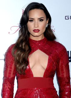 Demi Lovato - The Summer Spectacular to Benefit the Brent Shapiro Foundation in Beverly Hills, September 2017 Hollywood Heroines, Hollywood Actresses, Demi Lovato, Danielle Campbell, Eva Longoria, Celebs, Celebrities, How To Feel Beautiful, Camila Alves