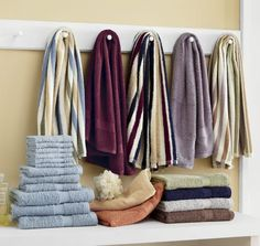Kingfield Towels from Seventh Avenue ®