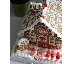 casetta panpepato, casetta pan di zenzero, gingerbread house