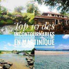 Il existe en Martinique une multitude de sites naturels et cuturels à visiter ou à parcourir. En voici 10 parmi les plus incontournables afin d'aiguiller les futurs visiteurs de l'île a…