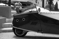 Messerschmitt KR201 Kabinenroller
