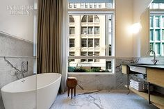 Setting the Stage: Dufner Heighes Designs Dynamic Model Apartment For Luxury NoHo Building | Projects | Interior Design