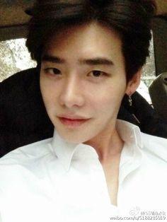 Lee Jong Suk ✿ #JongSuk #WeiboUpdate