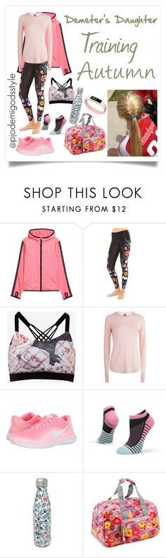 """""""Demeter's Daughter Fall #8"""" by misszizzentyu ❤ liked on Polyvore featuring Terez, Ted Baker, Sweaty Betty, NIKE, Liberty, JWorld and Fitbit"""