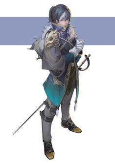 ArtStation - Research design, Ming Xiao
