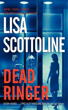 In Dead Ringer, the tough-as-nails head of Rosato & Associates, Bennie Rosato, has had her eye focused firmly on the bottom line, and takes a professional risk, charging into a class action lawsuit that could make-or-break her career. Just when she is at her most vulnerable, strange things begin to happen. It begins with a missing wallet, but events quickly escalate.