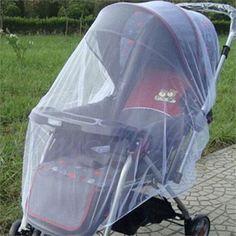 תינוק עגלת ילדים עגלת תינוק יתושים רשת הגנת תינוקות בטוחים נטו מגן חרקים כילה עגלת אבזרים