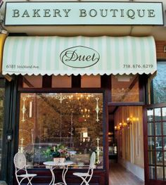 Duet Bakery Boutique in Brooklyn, New York    Collar City Brownstone