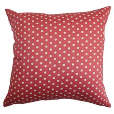 Dots Pillow.