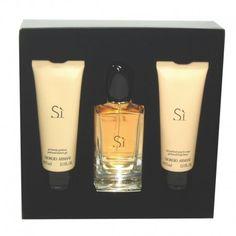 Estuche promocional del #perfume Sí para mujer de #GiorgioArmani