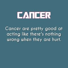 cancer daily astrology fact