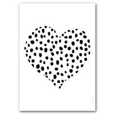 Spotty Heart