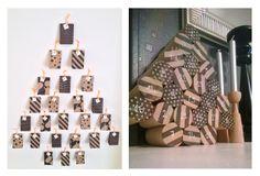 Diy For Kids, Advent Calendar, Photo Wall, Holiday Decor, Frame, Christmas, Home Decor, Clutch Bags, Handmade
