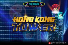 The #nightlife of Hong Kong on the new #slots by Elk Studios. Play Hong Kong Tower slots at Vegas Mobile Casino. Join now
