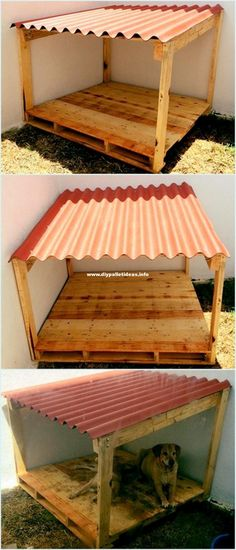 30 + Inspirierende DIY Palettenholz hausgemachte Möbel Pläne Inspirational DIY Pallet Wood Homemade Furniture Plans Pallet Ideas, Pallet Projects, Pallet Furniture, DIY Pallets And So On Inspirational DIY Pallet Wood Homemade Furniture Plans Pallet Dog House, Dog House Plans, Diy Pallet Bed, Pallet Lounge, Diy Pallet Projects, Wood Projects, Garden Pallet, Pallet Dog Beds, Pallet Toddler Bed