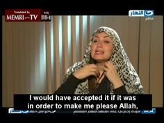 With subtitles/ TV Host Riham Said Removes Veil during Interview, Clashes with Guest Cleric Yousuf Badri
