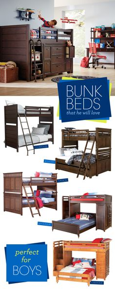 Our children's bunk beds efficiently conserve space in shared bedrooms, seamlessly transforming a single room into accommodations for two.