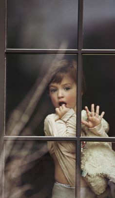 In the Window.....