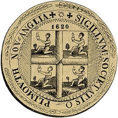 Plymouth Colony seal circa 1629